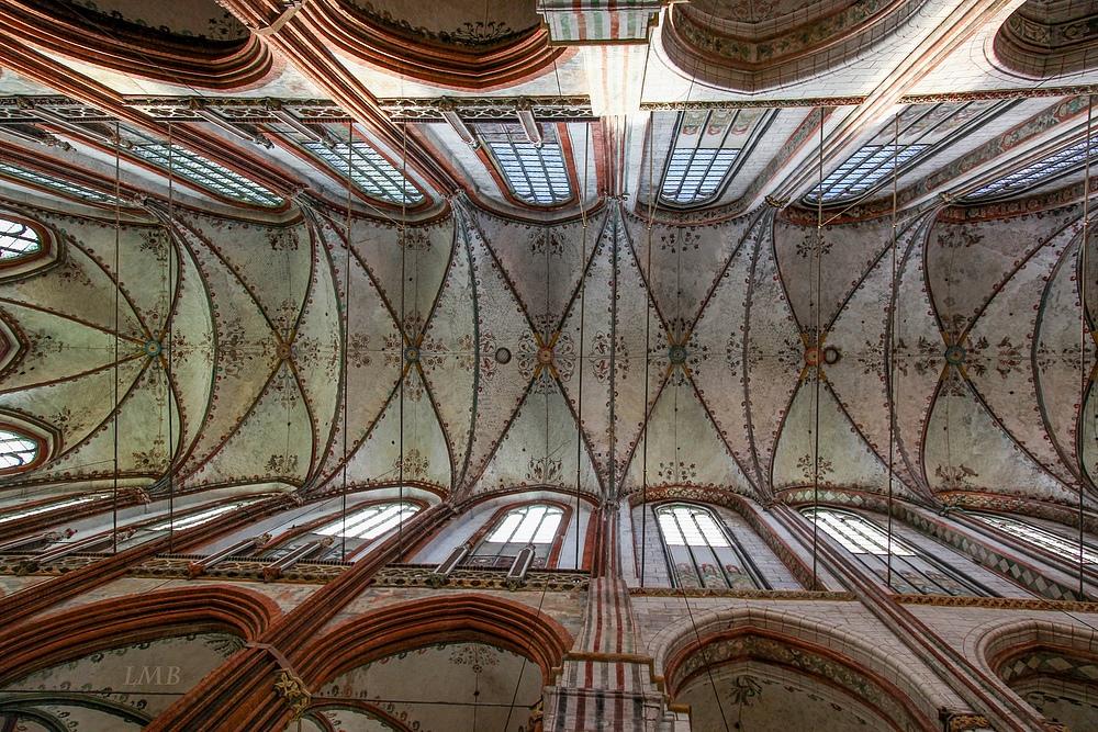 Lübecker Backsteingewölbe