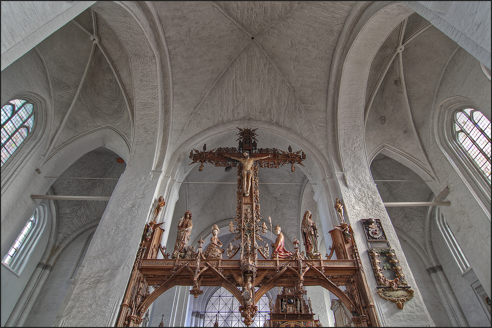 * Lübecker Dom *