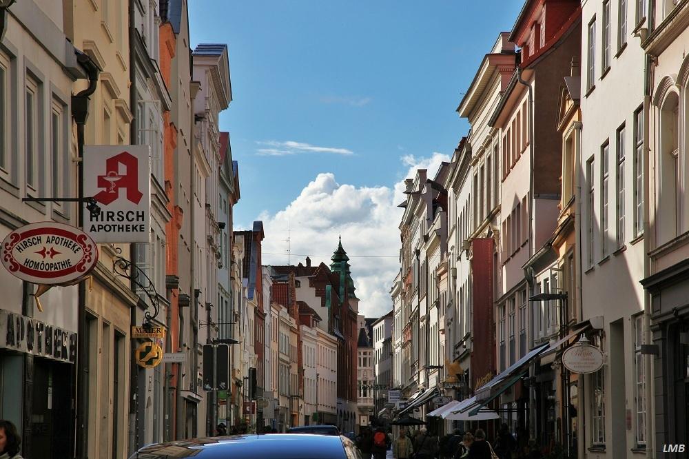 Lübecker Hüxstraße