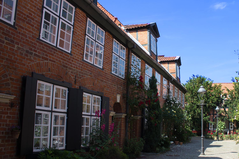 Lübecker Stadtansichten 2