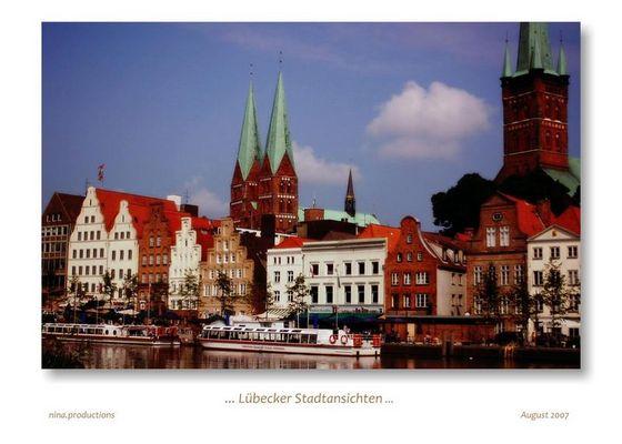 ..: Lübecker Stadtansichten :...