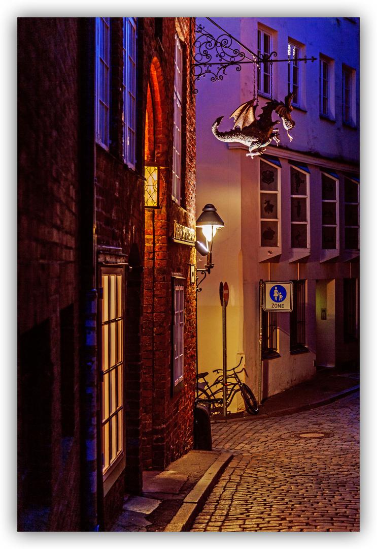 Lübeck.....Kolk..... Puppentheater