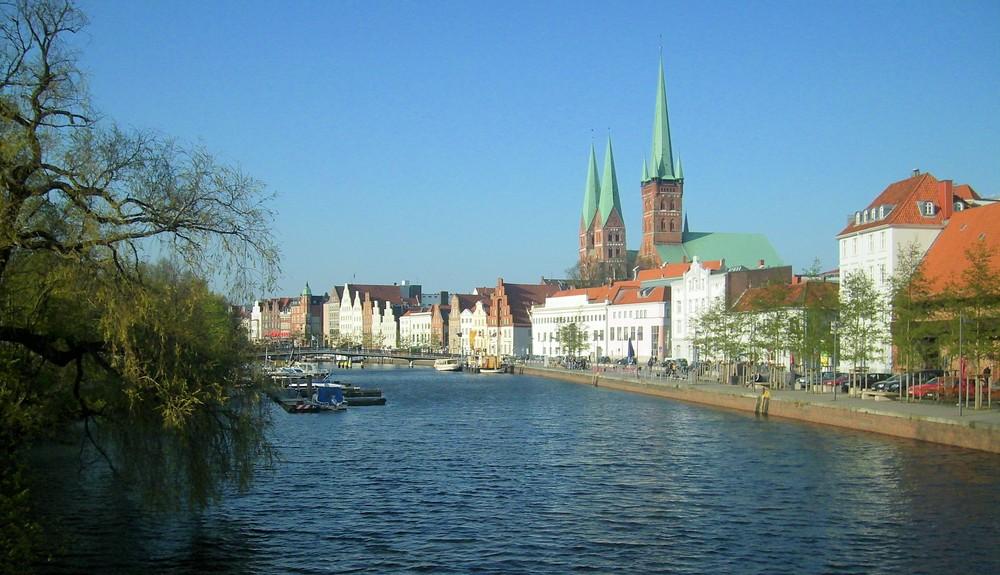 Lübecks Traveblick