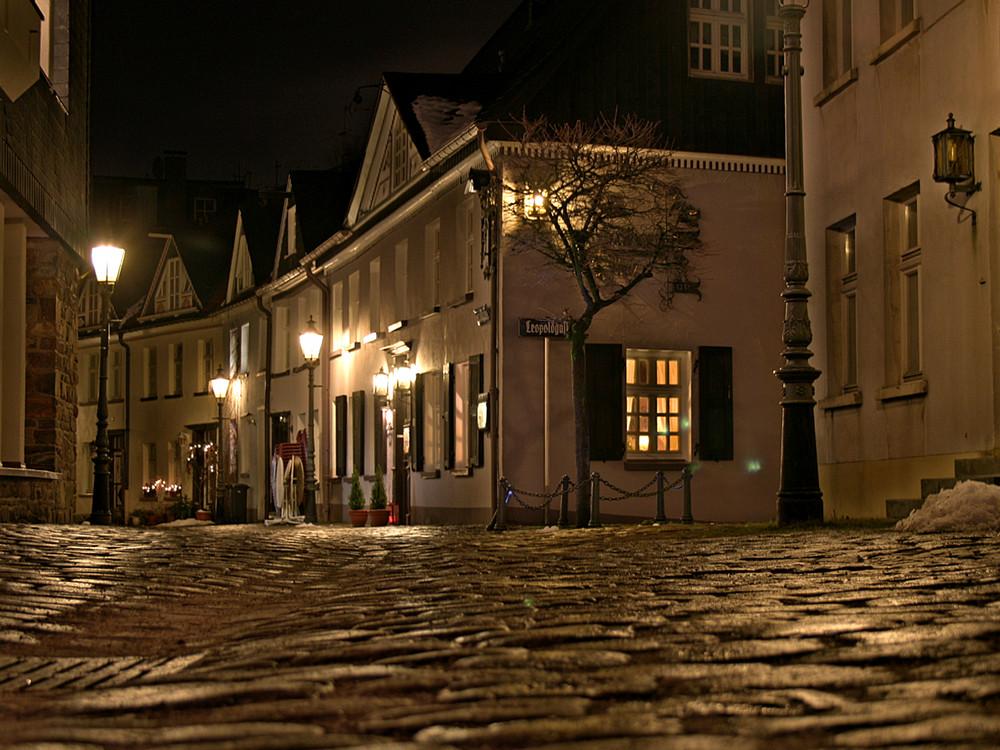 Lüdenscheider Altstadt - Stadt des Lichts