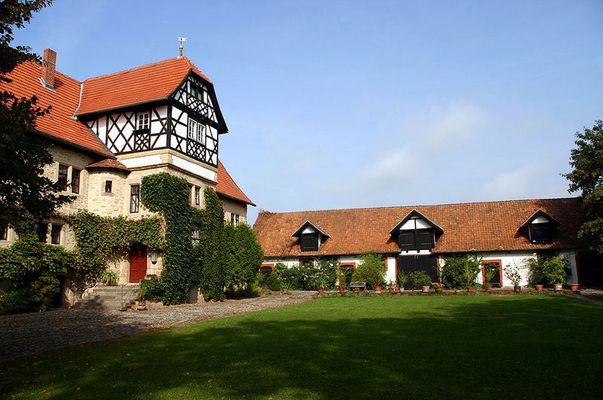 Lüderbacher Schloss