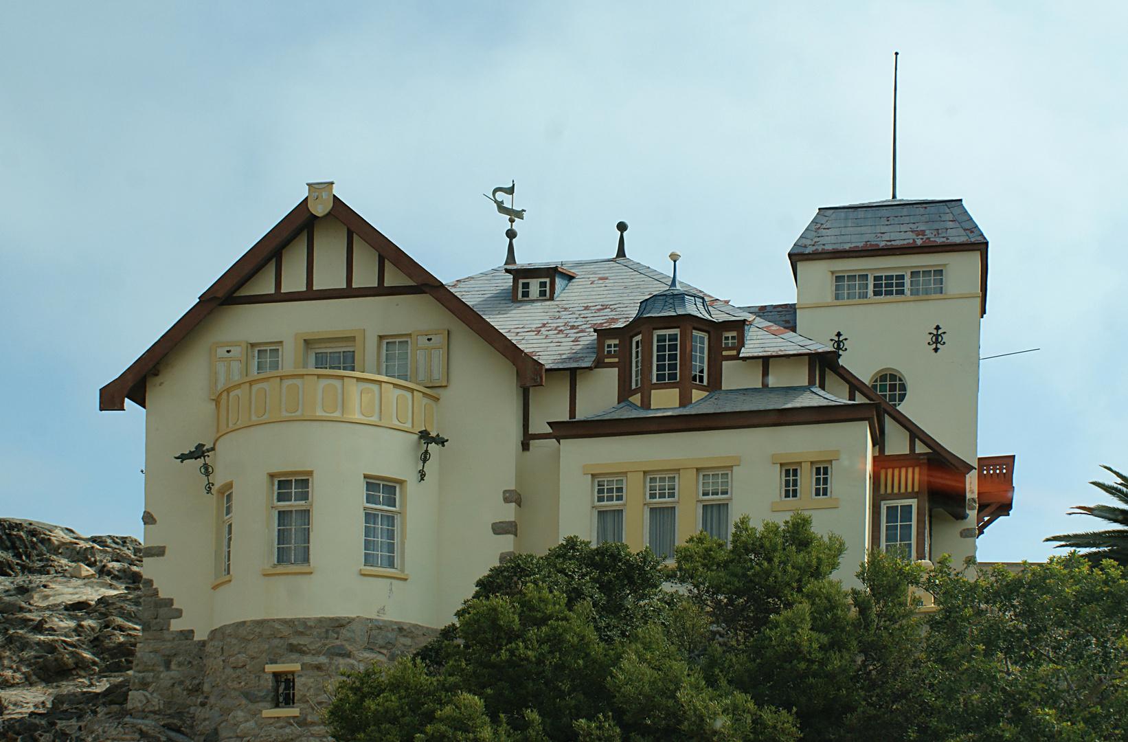 Lüderitz: Das Goerke-Haus
