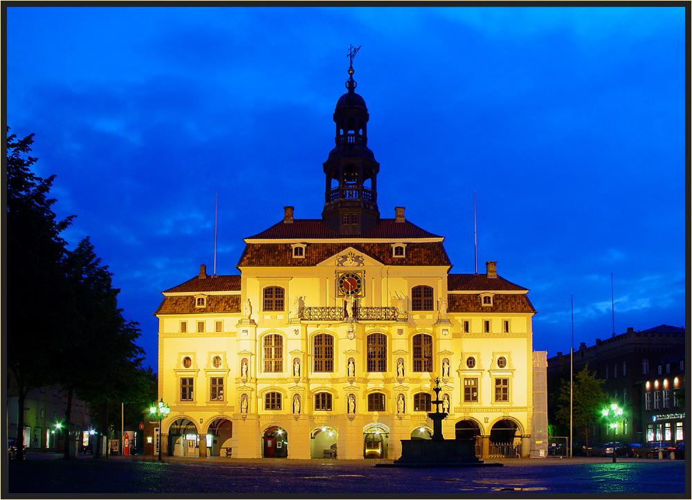 Lüneburer Rathaus