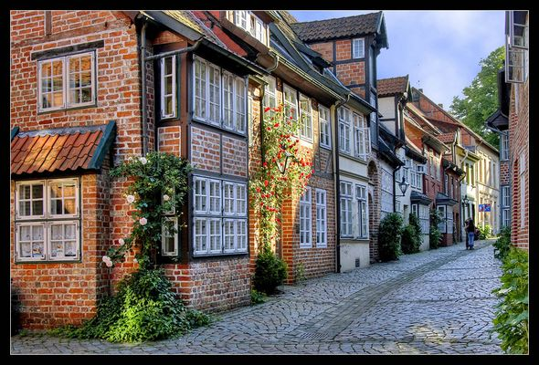 "Lüneburg ""Auf dem Meere"" I"
