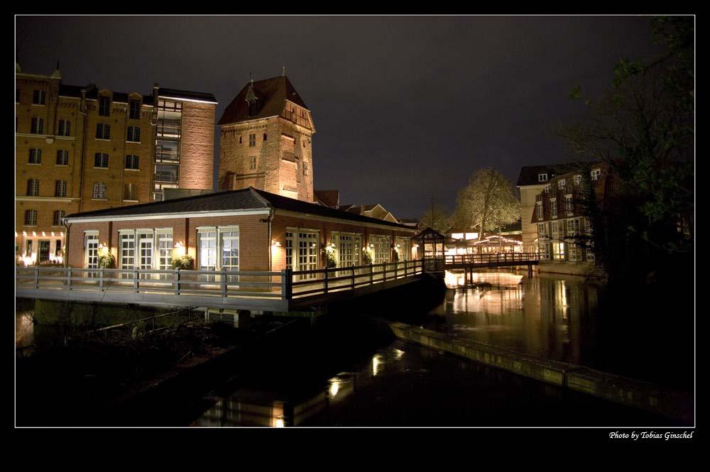 Lüneburg bei Nacht III