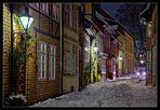 Lüneburg im Schnee - Auf dem Meere /3.