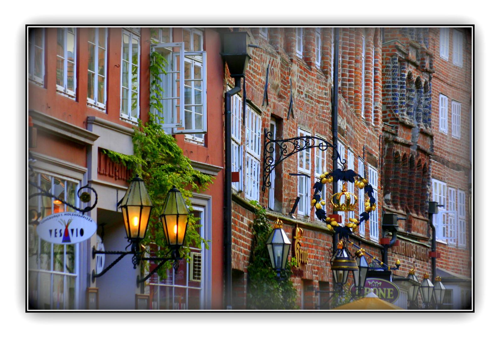 Lüneburger Ansichten
