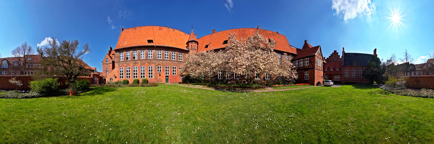Lüneburger Rathaus, Innenhof