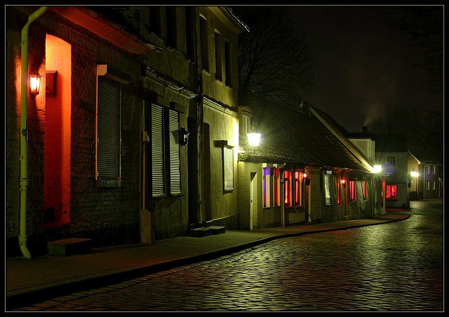 Rotlicht Schwerin