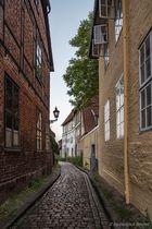 Lüneburgs Gassen - In der Techt