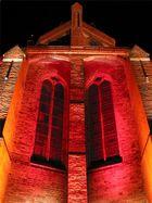 Lüneburgs Kirche bei Nacht Foto 2