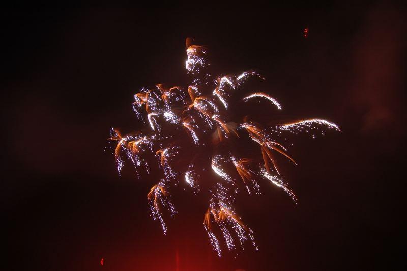 Lünen Feuerwerk