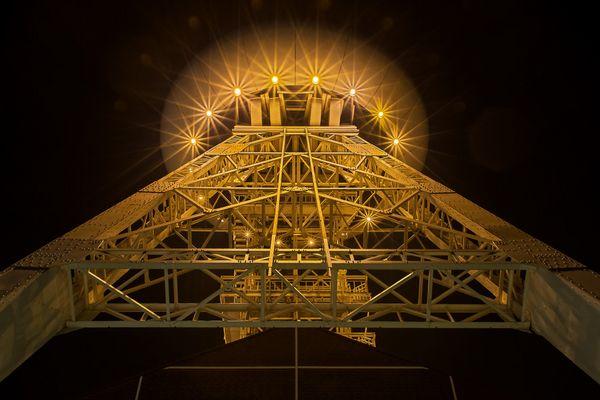 Lüntec Tower…oder doch ein Ufo?