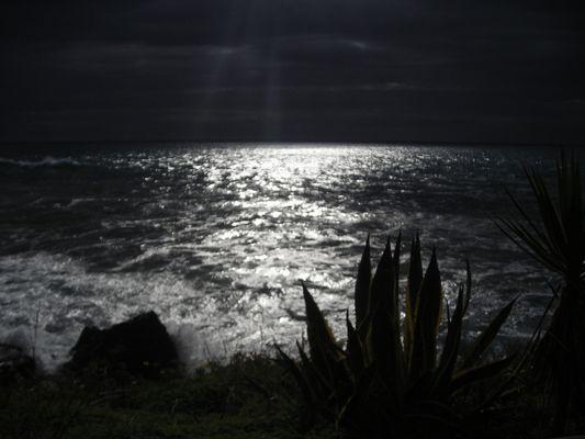 Lueur après la tempête