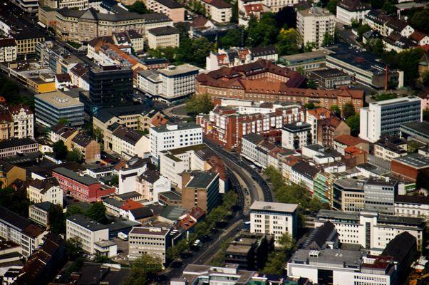 Luftaufnahme Kassel (2)