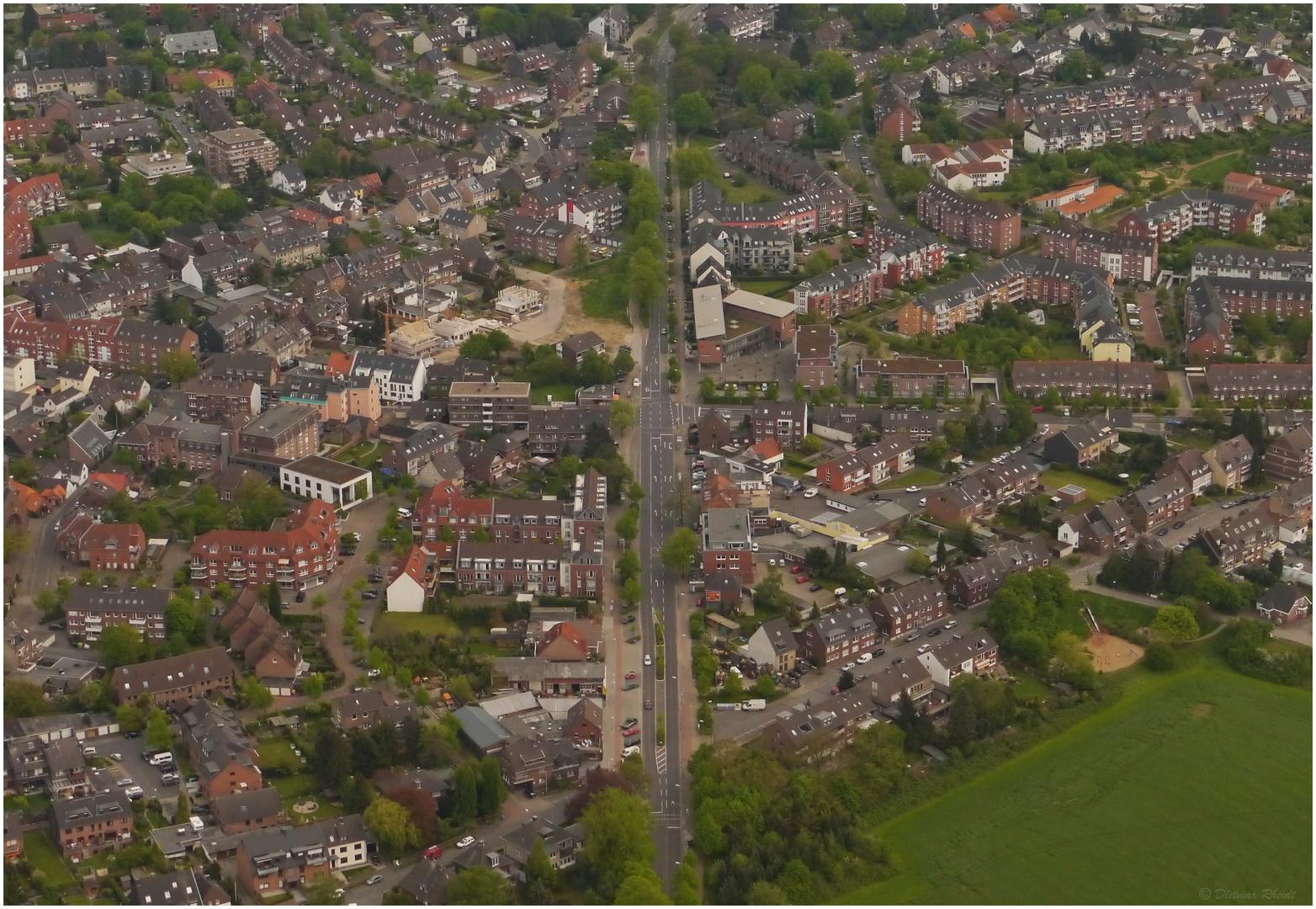 Luftaufnahme Neuss-Grimlinghausen - B9