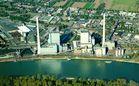 luftbild GKM grosskraftwerk mannheim neckarau