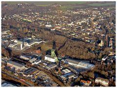 Luftbild Werne