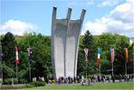 """"""" Luftbrückendenkmal in Berlin - Tempelhof """""""