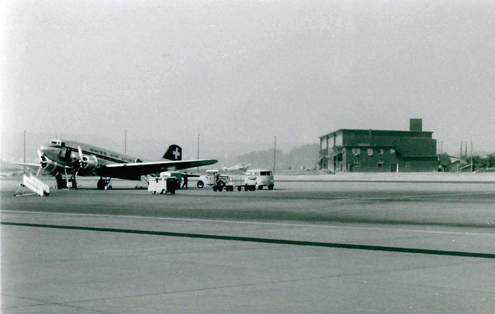 Luftfahrt um 1950