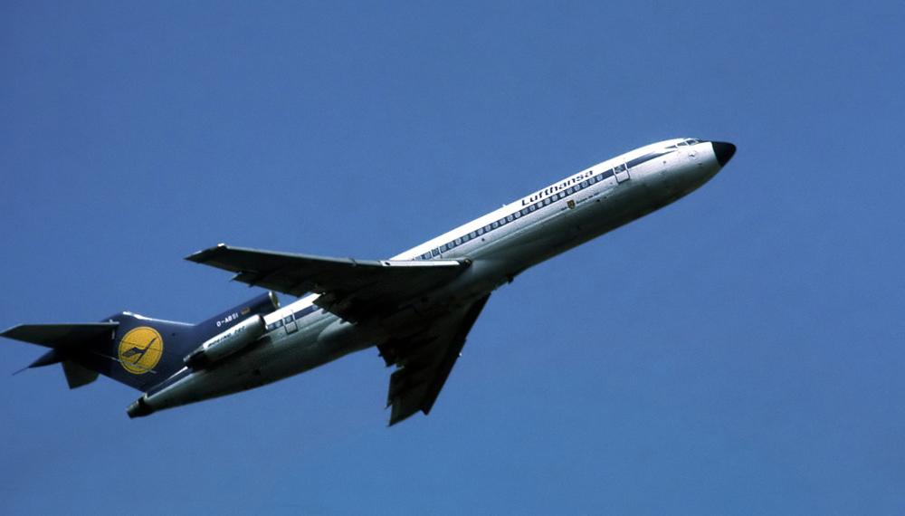Lufthansa 1986...