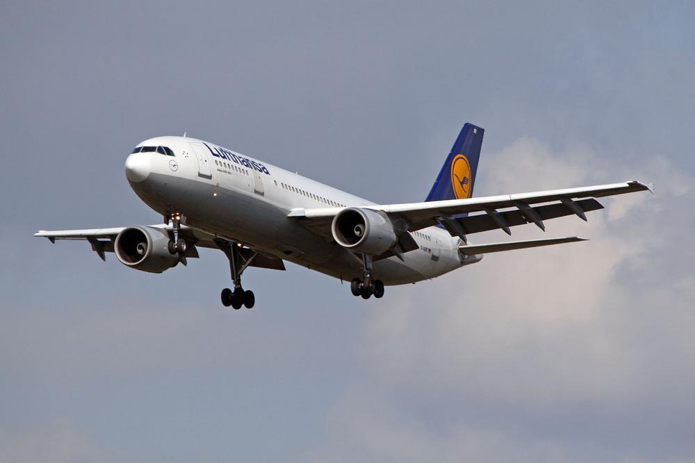 Lufthansa Airbus A300B4-605R (D-AIAY)
