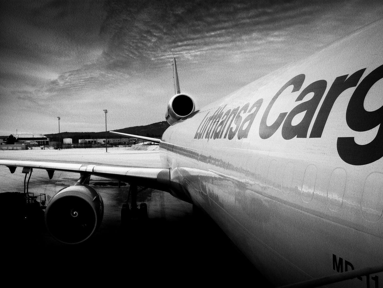Lufthansa Cargo D-ALCF