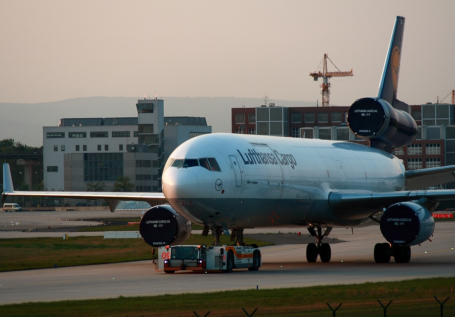 Lufthansa Cargo MD-11 Freighter