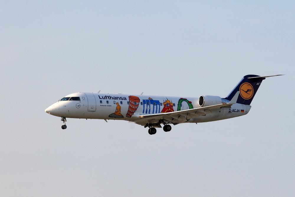 Lufthansa City Line D-ACJH