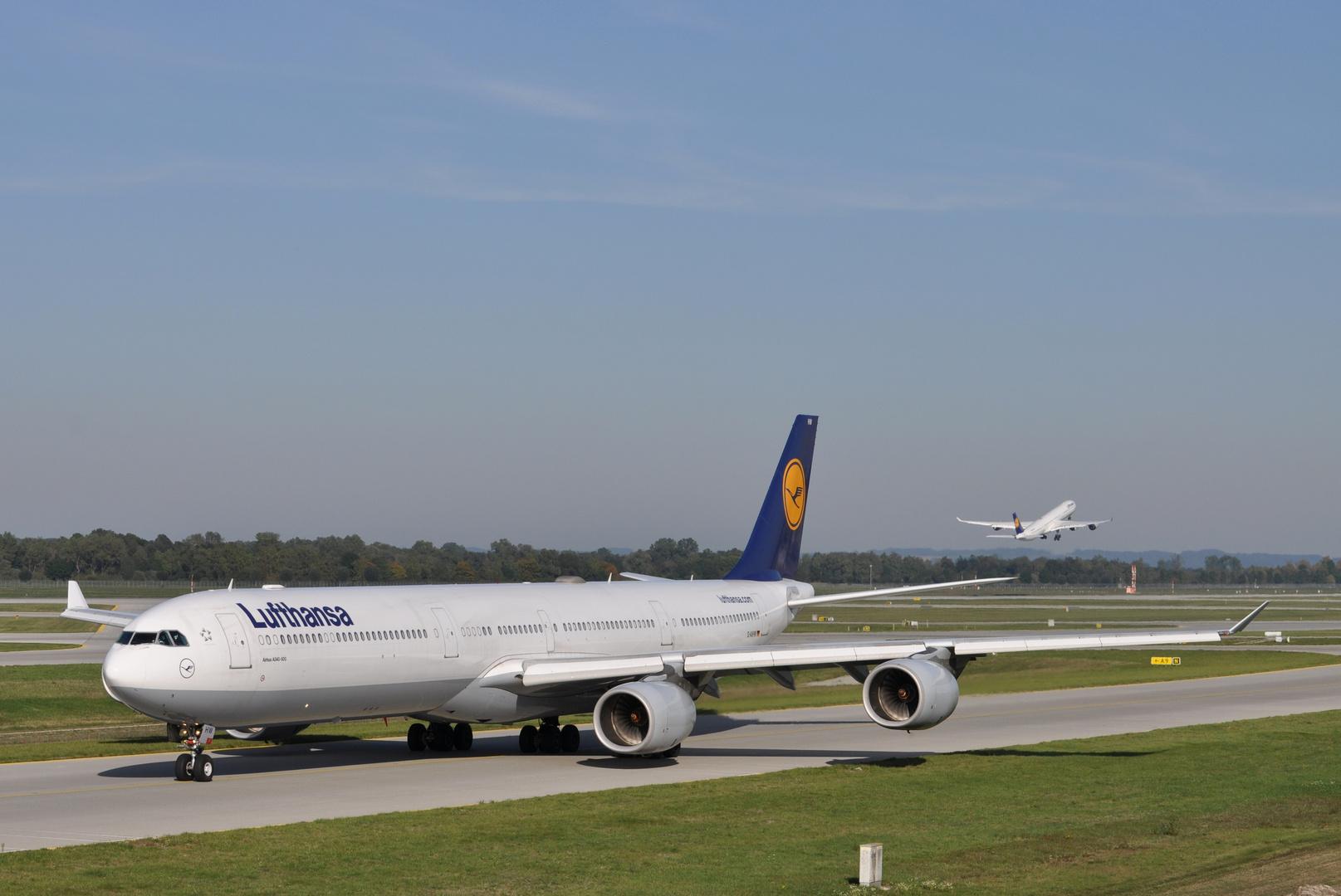 Lufthansa D-AIHW