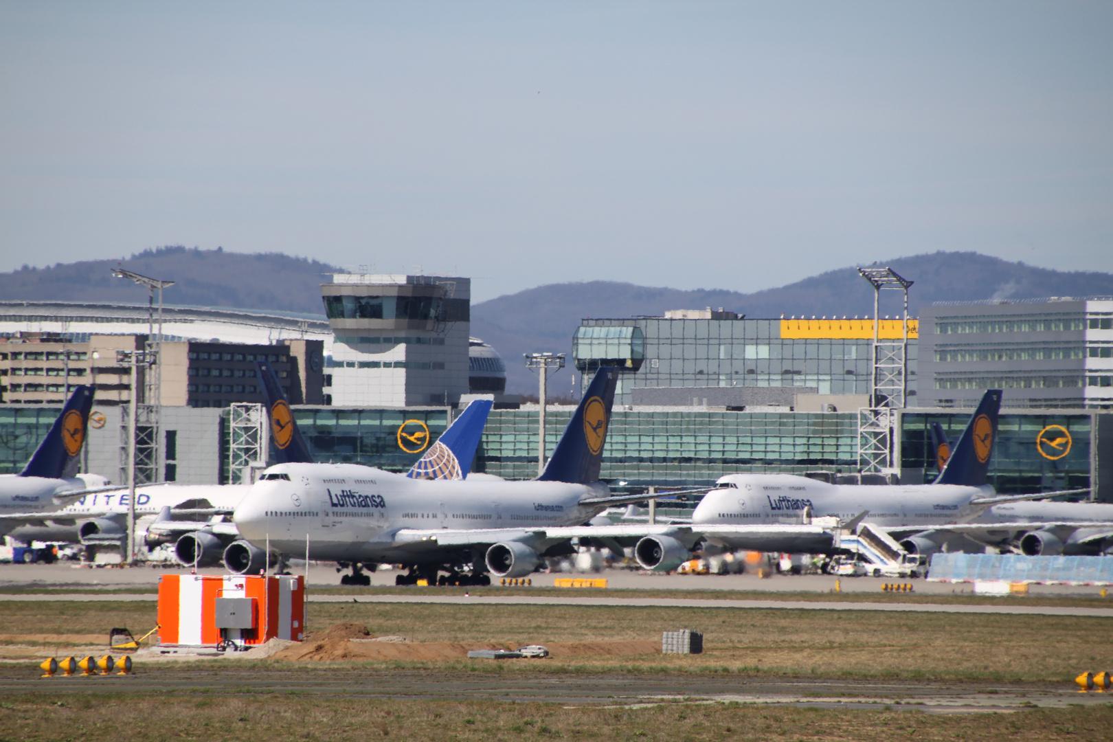 Lufthansa Meeting