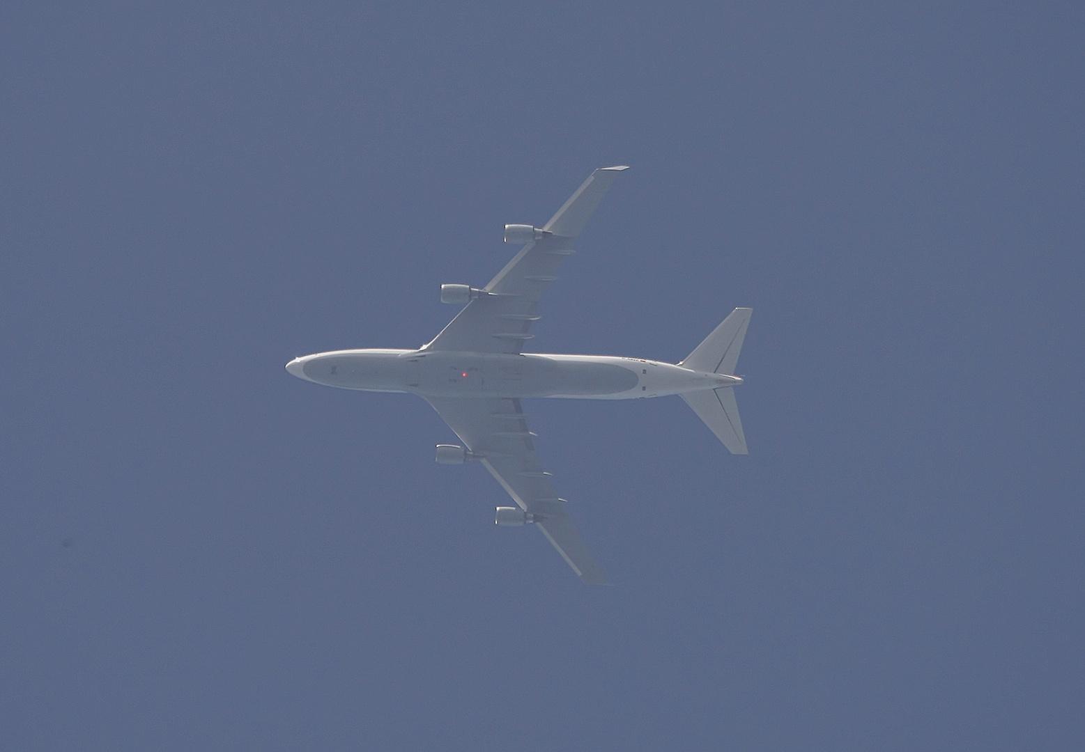 Lufthansa Überflieger