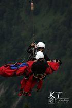 Luftrettung in den Bergen.....#2