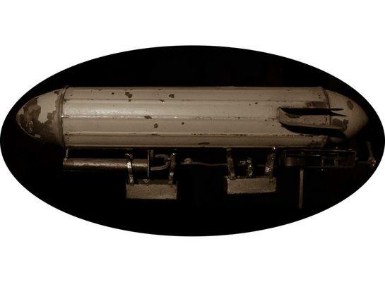 Luftschiff ca 20er Jahre