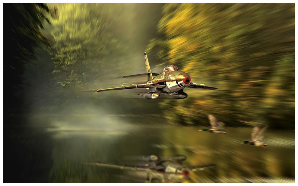 Luftwaffe Thunderflash