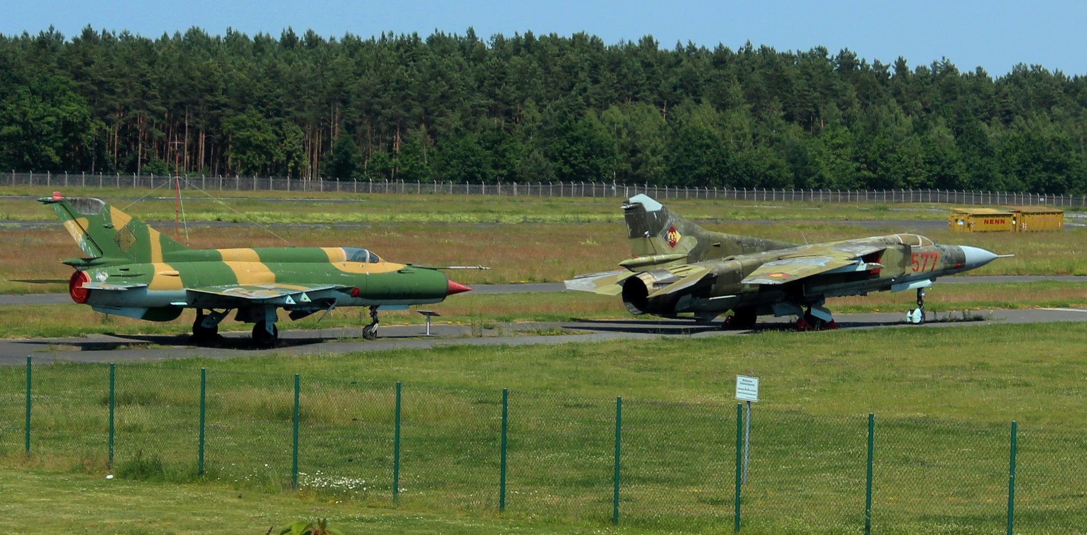 Luftwaffenmuseum Gatow Part 6