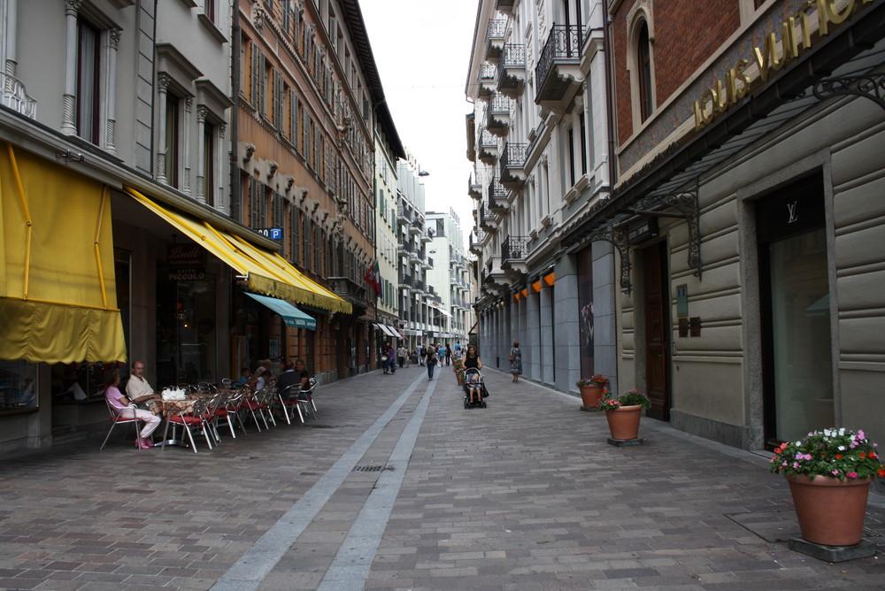 Lugano / Schweiz