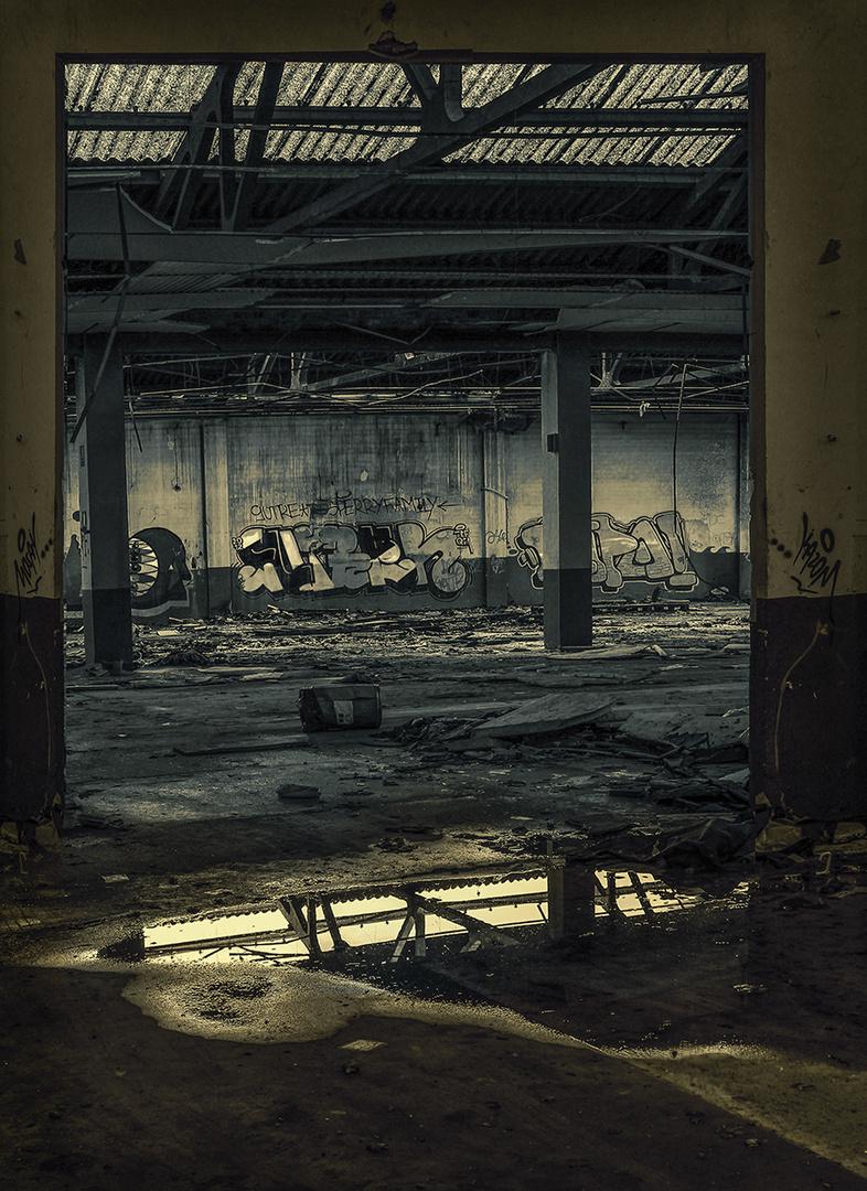 """""""Lugares olvidados"""" lV"""