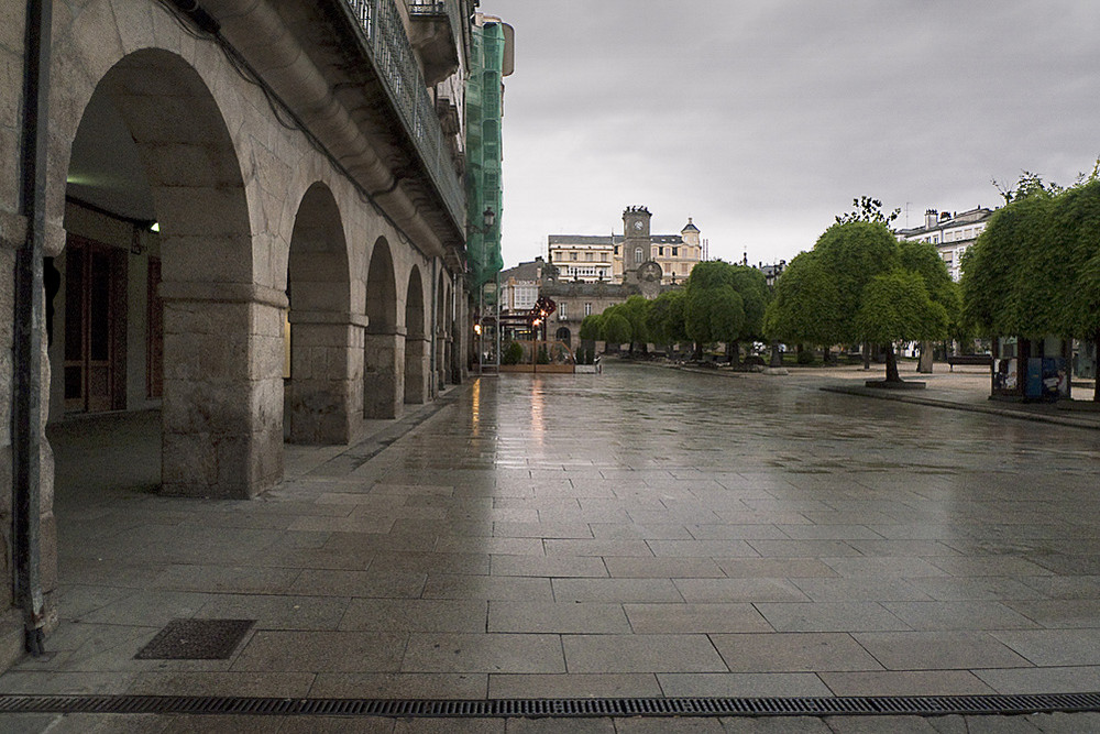 Lugo-Plaza de España