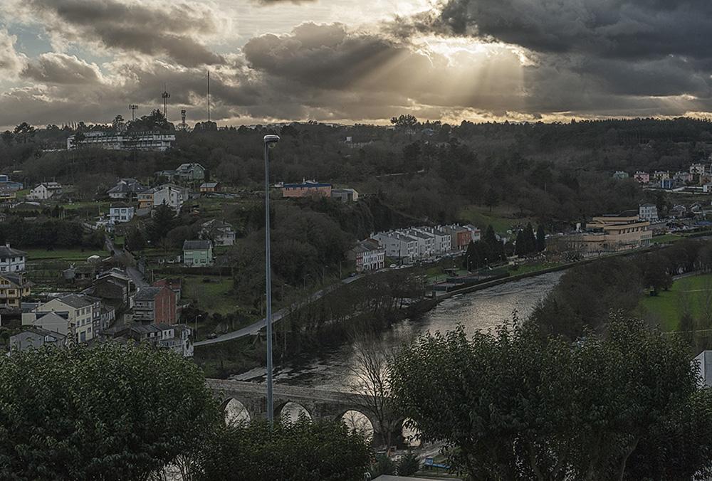 Lugo y su rio