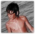 Luis en la playa 2