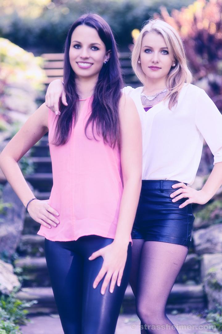 Luisa & Linda