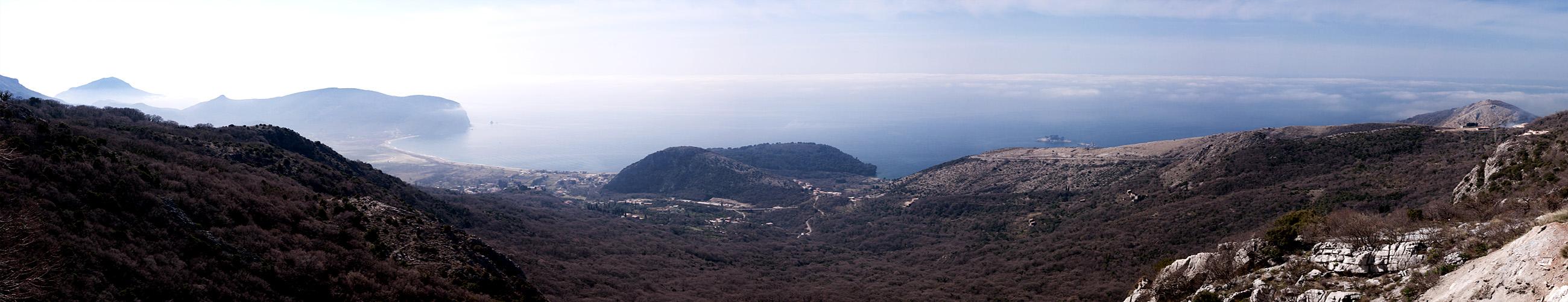 Luka Budva (Die Bucht von Budva/Montenegro)