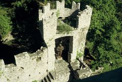 L'ultimo guardiano del castello .