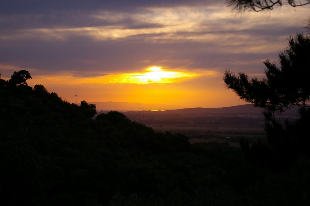 L'ultimo tramonto