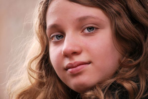 Lulu - Portrait